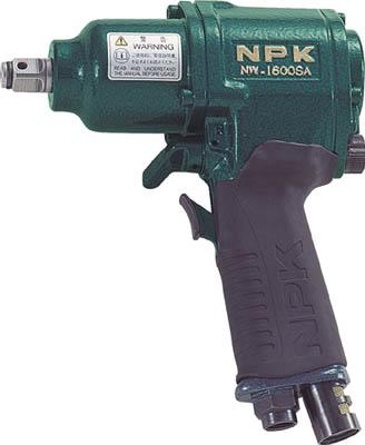 NPK インパクトレンチ 軽量型 25353【NW-1600SA】(空圧工具・エアインパクトレンチ)
