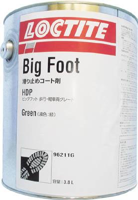 ロックタイト ビッグフット HDP 緑 3.8LT【HDPGREEN-3.8LT】(塗装・内装用品・塗料)