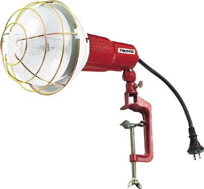 TRUSCO 水銀灯 160W コード30cm【NTG-160W】(作業灯・照明用品・投光器)