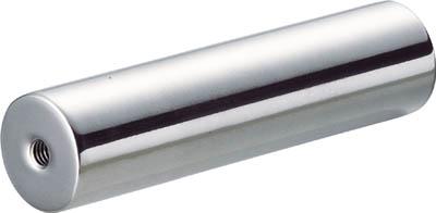 TRUSCO サニタリマグネット棒 Φ25X100【MGB-10-M6】(マグネット用品・磁選用品)