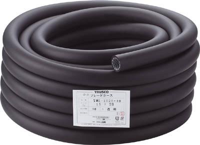 TRUSCO 発泡ブレードホース 19X32mm 10m【THB19-10】(ホース・散水用品・ホース)