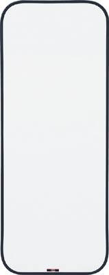 TRUSCO スチール製ホワイトボード 無地・ミニタイプ 900X350【SH-315W】(OA・事務用品・オフィスボード)