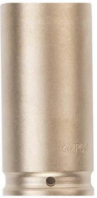 【高い素材】 Ampco 差込ミ12.7mm 防爆インパクトディープソケット 対辺18mm AMCDWI12D18MM:リコメン堂-DIY・工具