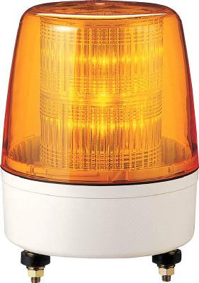 パトライト LED流動・点滅表示灯 KPE100AY