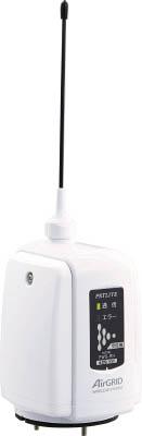 パトライト ワイアレスコントロールユニット受信機タイプ白 PWSRHW