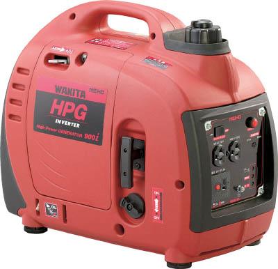 MEIHO エンジン発電機 HPG-900I HPG900I【S1】