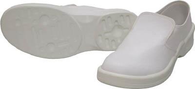 ゴールドウイン 静電安全靴クリーンシューズ ホワイト 23.5cm PA9880W23.5