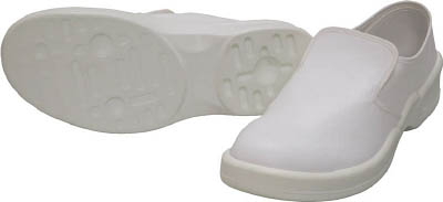 ゴールドウイン 静電安全靴クリーンシューズ ホワイト 28.0cm PA9880W28.0