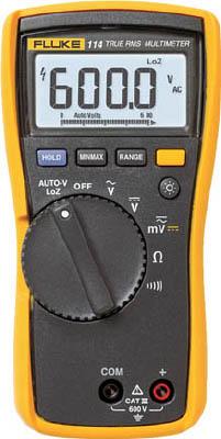 FLUKE 電気設備用マルチメーター 114