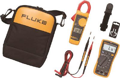 FLUKE 真ノ実効値マルチメーター 117323KIT