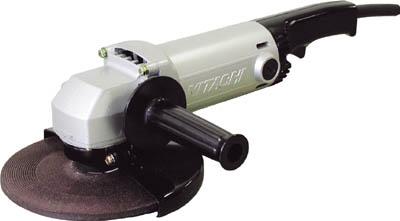 ミタチ ディスクグラインダ180mm【MG-180X】(電動工具・油圧工具・ディスクグラインダー)【S1】