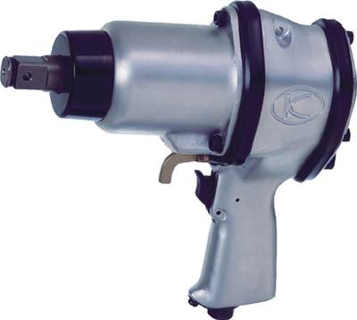 空研 3/4インチSQ中型インパクトレンチ(19mm角)【KW-20P】(空圧工具・エアインパクトレンチ)(代引不可)