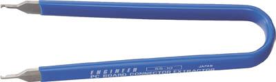 エンジニア 基板コネクター抜き【SS-10】(はんだ・静電気対策用品・ピンセット)【ポイント10倍】