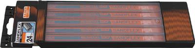 バーコ ハンドソー替刃バイメタル 300mm×24山 100枚入【3906-300-24-100】(切断用品・ハンドソー)