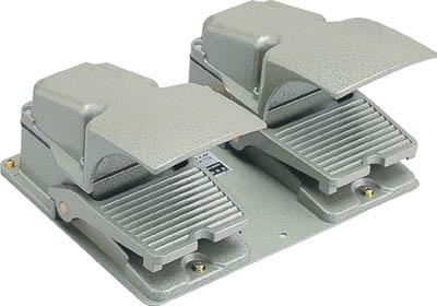 オジデン フットスイッチ【OFL-TW-SM2C】(電気・電子部品・スイッチ)