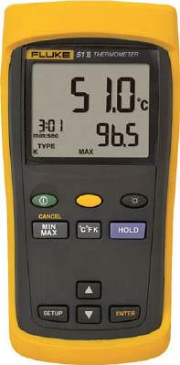 FLUKE 温度計(1チャンネル) 512