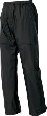 アイトス ディアプレックス レインパンツ ブラック S 56302010S