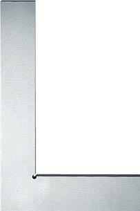 ユニ 焼入平型スコヤー(JIS1級) 150mm【ULDY-150】(測定工具・スコヤ・水準器)