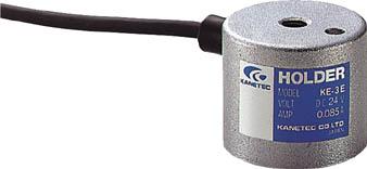 カネテック 薄形電磁ホルダー【KE-3E】(マグネット用品・電磁ホルダ)