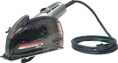 新ダイワ 防塵カッター 112mmチップソー付【B11N-F】(電動工具・油圧工具・小型切断機)【S1】
