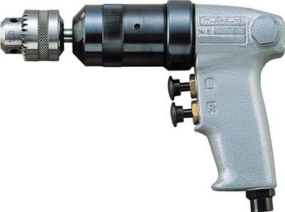 瓜生 ピストル型タッパダブルボタン【UT-66B-07】(空圧工具・エアドリル)