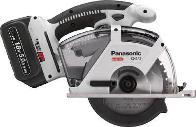 Panasonic 充電パワーカッター 18V 5.0Ah EZ45A2LJ2GH【S1】