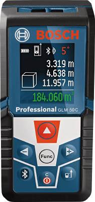 ボッシュ データ転送レーザー距離計 GLM50C
