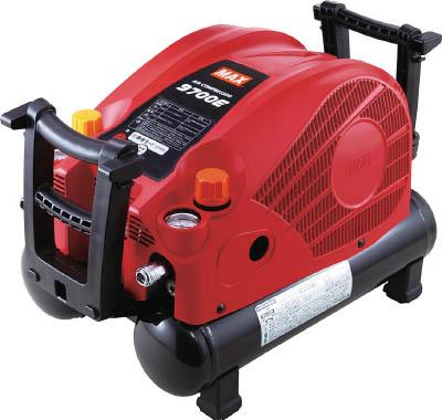 MAX スーパーエアコンプレッサ 高圧・常圧兼用機 AKHL9700E