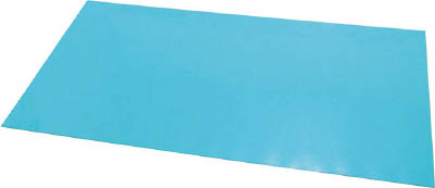 エクシール ステップマット薄型3mm厚 895×450 ブルーグリーン MAT34590