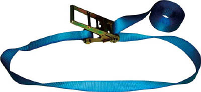 TESAC ラッシングベルト(ベルト荷締機)ラチェットバックル式エンドレスタイプ R100N080000A