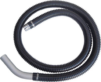 スイデンS φ38 耐油・耐摩耗ホース組品 2m 2301131000