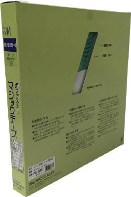 ユタカ 粘着付マジックテープ切売り箱 B 25mm×25m ホワイト PG521N