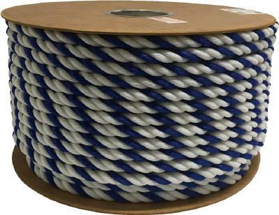 ユタカ ポリエチレンロープドラム巻 12mm×100m コンシロ PRE66