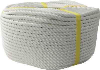 ユタカ ロープ ポリエステルロープ巻物 10φ×200m S10200【S1】