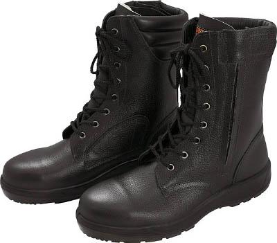 ミドリ安全 女性用 軽快・耐滑 長編上安全靴 22.5cm LCF230F22.5