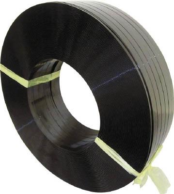 積水 ポリエステルバンド1606×900M-黒 PET1606M