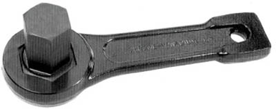 ASH 打撃六角棒スパナ24mm DA2400