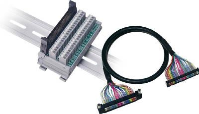 WAGO ワゴ 三菱アンドキーエンスPLC対応コネクタ端子台 ハーネスセット SETMC2NRFM40ASE1MPK