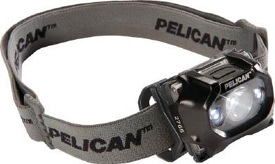 PELICAN 2765 ヘッドアップライト 黒 276500100110