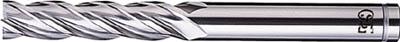 OSG 4刃ロングエンドミル【XPM-EML-37】(旋削・フライス加工工具・ハイススクエアエンドミル)【送料無料】