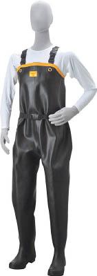 SHIBATA 胴付水中長靴 ND010 25.5CM ND01025.5