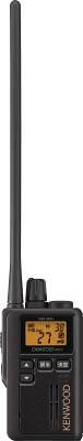 ケンウッド 特定小電力トランシーバー ブラック UBZM51LB