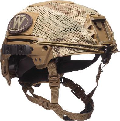 TEAMWENDY EXFIL LTP/カーボン用 メッシュヘルメットカバー 71MHCMC