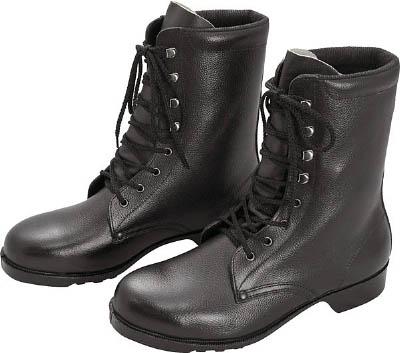 ミドリ安全 ゴム底安全靴 長編上 V213N 25.5CM V213N25.5