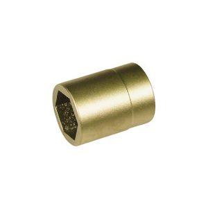 人気カラーの 0356034S【送料無料】:リコメン堂 対辺60mm A-MAG 防爆6角ソケット差込角3/4インチ用-DIY・工具