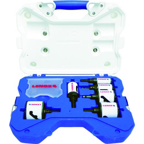 LENOX スピードスロット軸付ホールソーセット 電気設備工事用 600AE 34081600AE【送料無料】