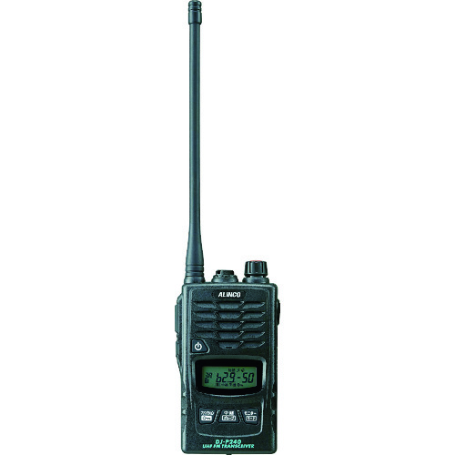 アルインコ 防水型特定小電力トランシーバー DJP240L【送料無料】