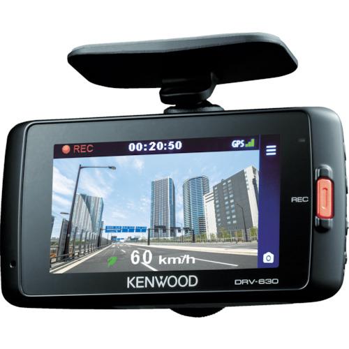 ケンウッド ドライブレコーダー DRV-630 DRV630【送料無料】