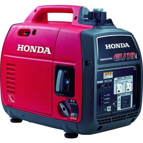 HONDA 防音型インバーター発電機 1.8kVA(交流/直流) EU18ITJN【送料無料】【S1】