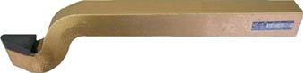 三和 付刃バイト 25mm【524-7】(旋削・フライス加工工具・ハイス付刃バイト)【S1】